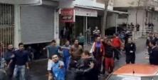 Ataşehir Yenisahra'da Taksici yolcu kavgası