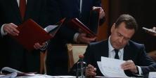 Rusya, Türkiye'ye yaptırımı  imzaladı