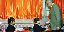 Çankırı'da  Okul Sütü Programı Uygulanmaya Başlandı