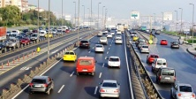 Trafiğe kayıtlı araç sayısı Aralık ayı sonu itibarıyla 19 994 472 oldu