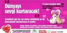 Ataşehir Belediyesi, Dünyayı Sevgi Kurtaracak