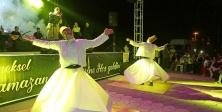 Ataşehir'de  İftar sofraları Ferhatpaşa Mahallesi'nde kuruldu