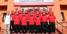 AKUT'tan Ataşehir Belediyesi personeline kurtarma eğitimi