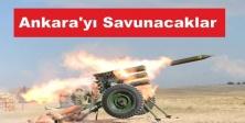 Ankara'yı Savunacaklar