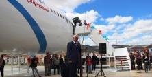 Dünyanın İlk Uçak Kütüphanesi Çankırı 'dan Açıldı