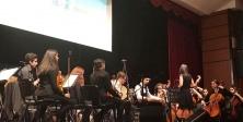 Ataşehir'de Üç Okul Bir Konser