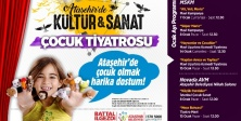 Kültür Sanat Etkinlikleri Ataşehir'de tüm hızıyla devam ediyor