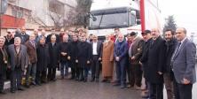Sultanbeyli Erzurumlular Derneğin'den Halep'e yardım
