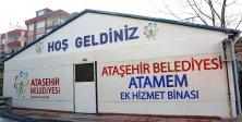(ATAMEM) Ek Hizmet Binası Yenisahra'da açıldı