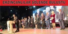 Erzincanlılar İstanbul'da Şölende Buluştu