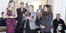AK Kadınlar Ataşehir'de Yaşlılar Haftası'nı Büyükleri İle Geçirdi