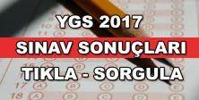 2017 YGS sonuçları açıklandı!