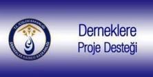 Dernekler Dairesi Başkanlığı Proje Başvuruları Başladı