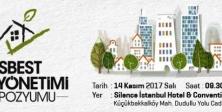 Ataşehir'de Asbest Risk Yönetimi Sempozyumu