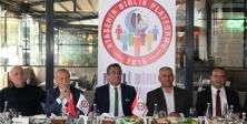 Ataşehir Birlik Platformu Muhtarlar ve Basınla Buluştu