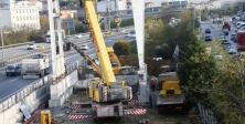 Sultanbeyli Metro Çalışmaları Başladı