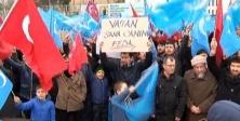 Doğu Türkistanlılar Gönüllü Asker Olmak İstiyor