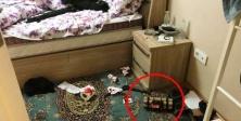 Ataşehir'deki dinamit şeklindeki Saat Panik yarattı