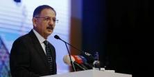 Bakan Özhaseki'den belediyelere kentsel dönüşüm tepkisi