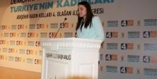 Ak Parti Ataşehir Kadın Kolları Neslihan Yurtdagül'le devam dedi