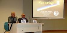 Ataşehir'de Hava Kalitesi konulu konferans düzenledi