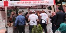 Küçükbakkalköylüler İftarlarını Prestij Caddesi'nde açtılar