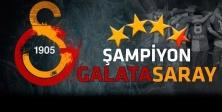 Galatasaray her yerde şampiyon