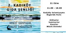2. Kadıköy Gıda Şenliği
