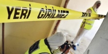 Genç mühendis tavana asılı halde ölü bulundu