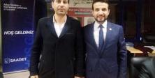İlhan Kul, Ataşehir Saadet Partisi İlçe Başkanı oldu