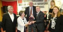 Ataşehir Ardahanlılar Derneği Battal İlgezdi'yi ağırladı