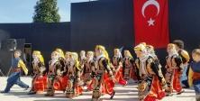 KADIKÖY'DE ÖZGÜRLÜK PARKINDA, FOLKLOR FESTİVALİ