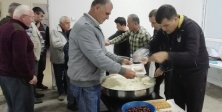Köy Halkı Ramazan Boyunca Birlikte İftar Yapıyor