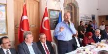 """Süleyman Soylu; """"Çankırılılar ülkemizin medeniyet sütunudur"""""""