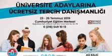 Maltepe Belediyesinden üniversite adaylarına ücretsiz danışmanlık