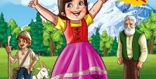"""ETİ Çocuk Tiyatrosu """"Heidi"""" oyununu çocuklarla ücretsiz buluşturacak"""