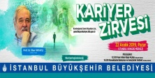 İLBER HOCA İBB KARİYER ZİRVESİ'NDE GENÇLERLE BULUŞUYOR