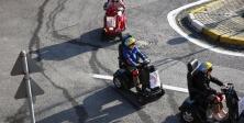Trafik Eğitim Parkı'nda Binlerce Öğrenci Trafik Eğitimi Gördü