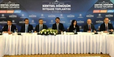 İstanbul Kentsel Dönüşüm İstişare Toplantısı Yapıldı
