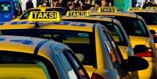 Ticari Taksilere Sınırlama Geldi