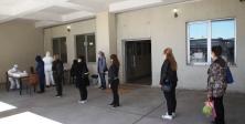 Kartal Belediyesi Kreşlerinde Çalışan Personele Korona Testi