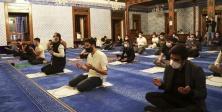 AK Parti Gençlik Kolları'ndan, 'Ayasofya' için şükür duası