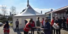 İsmail Erdem Ataşehir'de ziyaretlerine devam ediyor