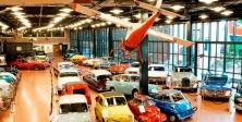 Rahmi M. Koç Müzesi yeniden açıldı: