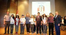 Ataşehir'de Çevreci Okullar Ödüllendirildi