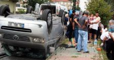 Ataşehir'de trafik kazası 7 kişi yaralandı