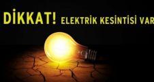 Ataşehir'de Elektrik Kesintisi!