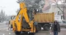 Çankırı Belediyesi Kışa Hazır