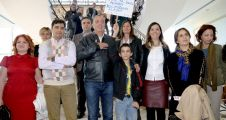 """Ataşehirli çocuklardan  """"occupy belediye"""" eylemi"""