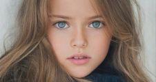 İşte dünyanın en güzel kız çocuğu